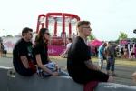 Fotky z pátku a soboty Rock for People - fotografie 1