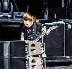 Fotky z Aerodrome festival s Metallica - fotografie 1