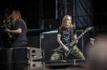 Fotky z Aerodrome festival s Metallica - fotografie 2