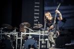 Fotky z Aerodrome festival s Metallica - fotografie 3