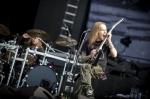 Fotky z Aerodrome festival s Metallica - fotografie 6