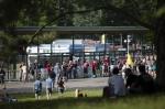 Fotky z Aerodrome festival s Metallica - fotografie 7