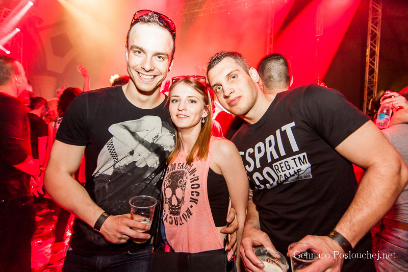 TRANCEFUSION – TIME TO SAY GOODBYE - Sobota 4. 4. 2015