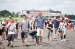 První den Rock for People na fotkách - fotografie 9