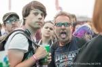 První den Rock for People na fotkách - fotografie 83