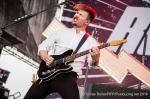 První den Rock for People na fotkách - fotografie 99
