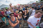 První den Rock for People na fotkách - fotografie 121