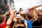 První den Rock for People na fotkách - fotografie 166