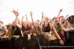 První den Rock for People na fotkách - fotografie 179