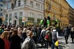 První fotky z pražského Majálesu - fotografie 10