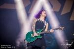 Fotky z posledního dne Rock for People - fotografie 128