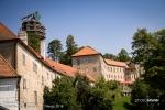 Fotky z Českých hradů v Rožmberku nad Vltavou - fotografie 3