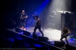 Three Days Grace - 19. 10. 2018 - fotografie 2 z 77