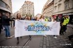 Druhé fotky z pražského Majálesu - fotografie 3