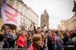 Druhé fotky z pražského Majálesu - fotografie 23