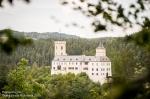 Fotky z Českých hradů Rožmberk nad Vltavou - fotografie 6