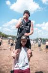 Druhé fotky z Rock for People - fotografie 67