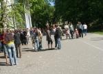 Fotky z prvního dne pražského Majálesu - fotografie 5