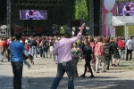Fotky z prvního dne pražského Majálesu - fotografie 8
