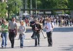 Fotky z prvního dne pražského Majálesu - fotografie 21