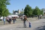 Fotky z prvního dne pražského Majálesu - fotografie 22