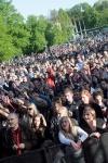 Fotky z prvního dne pražského Majálesu - fotografie 158