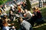 Fotky z druhého dne pražského Majálesu - fotografie 117