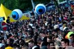 První fotky ze Street Parade - fotografie 147