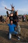 Fotky z druhého dne Rock for People - fotografie 163