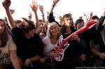 Fotky z druhého dne Rock for People - fotografie 188