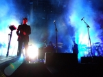 Fotky z Massive Attack na Rock for People - fotografie 13
