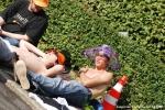Druhé fotky z Loveparade - fotografie 84