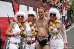 Čtvrté fotky z Loveparade - fotografie 14