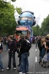 Čtvrté fotky z Loveparade - fotografie 29