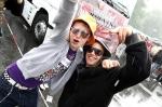 Čtvrté fotky z Loveparade - fotografie 56