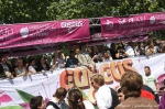 Čtvrté fotky z Loveparade - fotografie 74