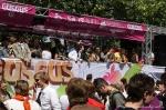 Čtvrté fotky z Loveparade - fotografie 75