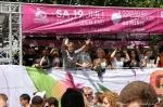Čtvrté fotky z Loveparade - fotografie 90