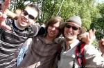 Čtvrté fotky z Loveparade - fotografie 118