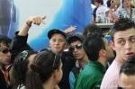 Čtvrté fotky z Loveparade - fotografie 143