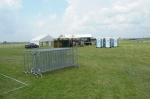 Fotky z příprav festivalu Creamfields - fotografie 3