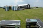 Fotky z příprav festivalu Creamfields - fotografie 4