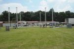 Fotky z příprav festivalu Creamfields - fotografie 6
