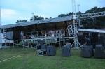 Fotky z příprav festivalu Creamfields - fotografie 14