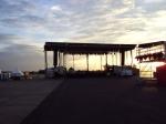 Fotky z příprav festivalu Sonisphere - fotografie 7