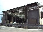 Fotky z příprav festivalu Sonisphere - fotografie 14