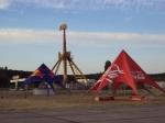 Fotky z příprav festivalu Sonisphere - fotografie 16