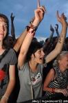 První fotoreport z festivalu Rock for People - fotografie 216