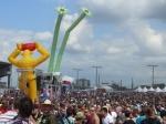 Druhý fotoreport z Loveparade v Duisburgu - fotografie 17
