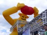 Druhý fotoreport z Loveparade v Duisburgu - fotografie 47